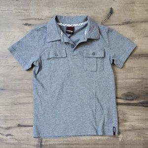 Tony Hawk boys 2 button polo shirt 5-6M